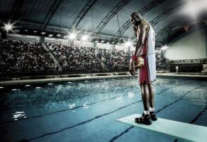 Basketball Diver