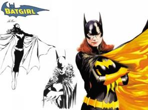 Batgirl by Alex Ross