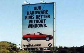 Runs better without Windows