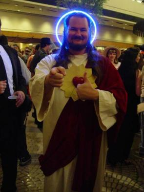 Buddy Jesus Cos Player