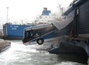 Impatient Bus Driver