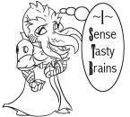 Cthulhu – I sense tasty brains
