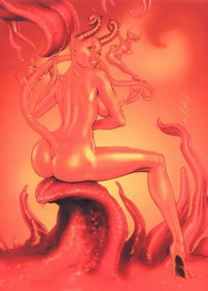 NSFW – Devil Girl