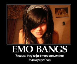 Emo Bangs
