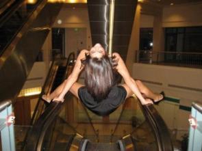Escalator Ride