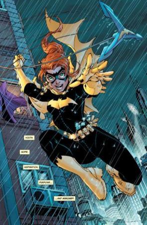 Frank Miller's Batgirl