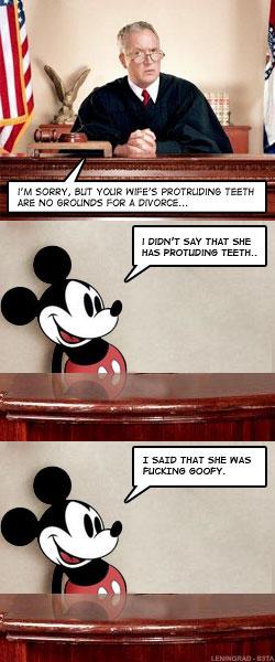 Mickey Joke