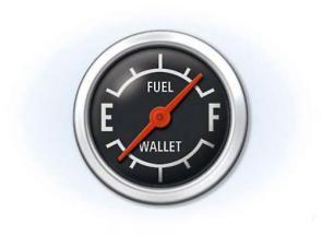 Fuel Vs. Wallet