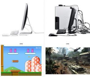 PC Versus Mac (Game Edition)