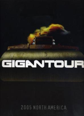 Gigantour Movie Poster