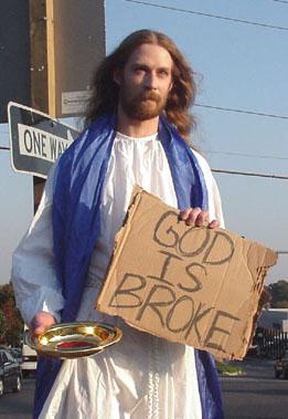 God Is Broke