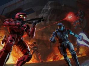 Halo 3 Multiplayer Wallpaper