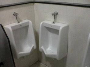Intimate Urinals