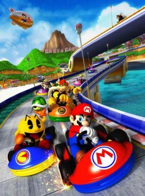 Mario Kart Advertisement