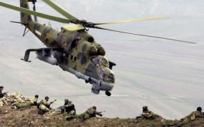 Military Helicoptor