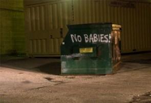 No Babie Dumpster