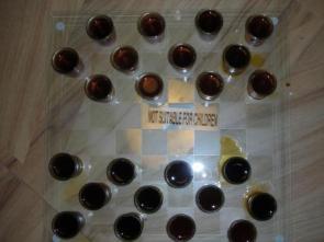 alcoholic checkers