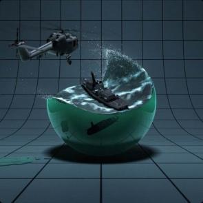 Military Ocean Sphere
