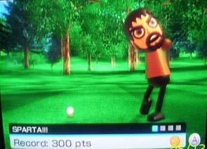 Spartan Wii Mii