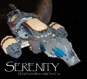 Lego Serenity