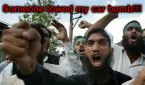 Angry For Allah