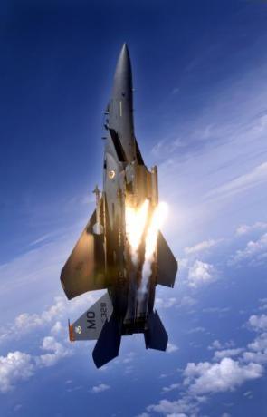 Vertical Fighter Jet