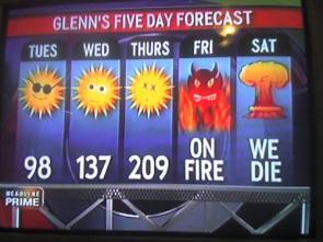 Doomsday Forecast