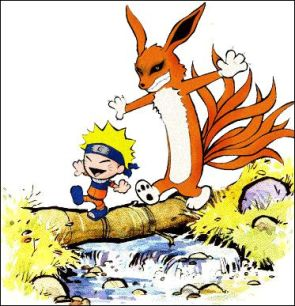 Calvin And Hobbes Anime