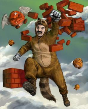 Real-Life Mario