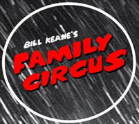 Bill Keane's Family Circus (sin city)