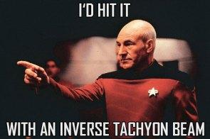 I'd hit it with an inverse tachyon beam