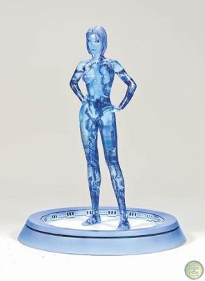 McFarlane's Halo 3 – Cortana Figure