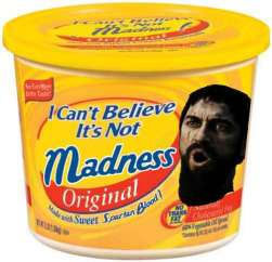300 – I Can't Believe It's Not MADNESS