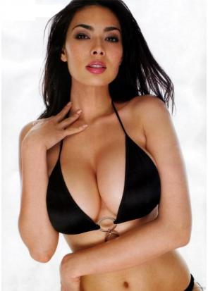 Tera Patrick In Black