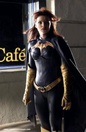 Birds of Prey – Batgirl