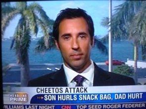 Cheetos ATTACK