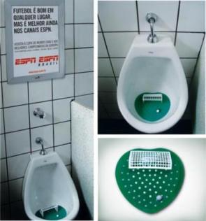 Urinal Games part 1