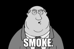 Family Guy – Smoke