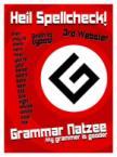 Heil Spellcheck!  Grammar Natzee Dictionary