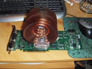 Massive Heat Sink