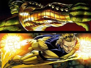 Incredibly Hulk Vs The Sentry