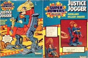 Superman's Justice Jogger