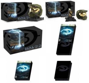 Halo 3 Legendary Box Official Photos