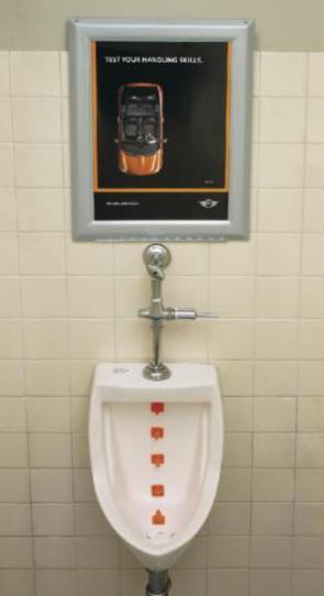 Urinal Games part 2
