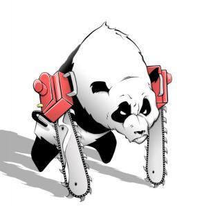Panda Chainsaw