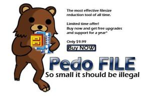 Pedo File – So Small It Should Be Illegal