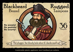 Pirate Tampon