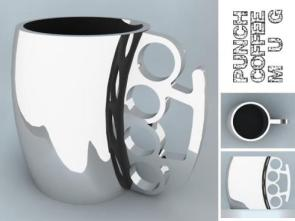 Punch Coffee Mug