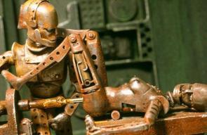 NSFW – Robot Sex