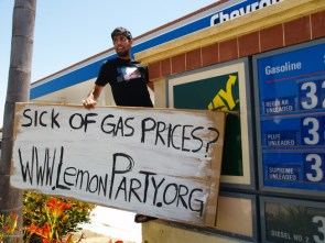 Sick of gas prices?